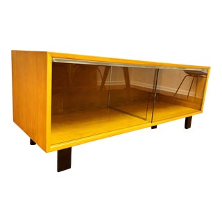 George Nelson Herman Miller Record Cabinet or Credenza For Sale