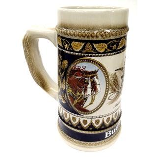 Vintage Anheuser Busch Stoneware Beer Stein For Sale