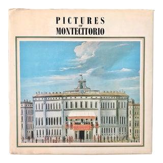 "1971 ""Pictures of Montecitorio""-Italian Architecture Book For Sale"