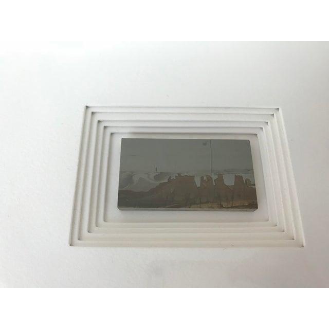 21st Century Custom Framed Paesan For Sale - Image 4 of 8