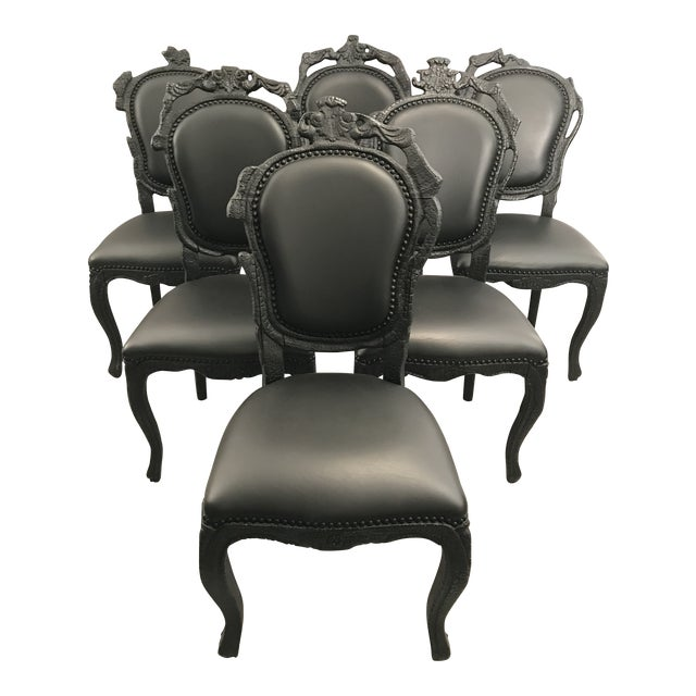 Smoke Chairs by Maarten Baas For Sale