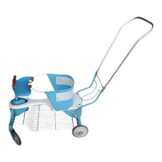 Vintage Mid-Century Stroller