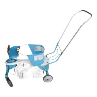 Vintage Mid-Century Stroller Mr14499 For Sale