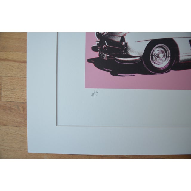 Andy Warhol Mercedes Benz - Image 4 of 5