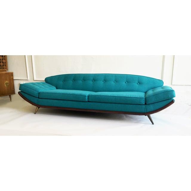 Adrian Pearsall Oval Gondola Sofa - Image 3 of 4