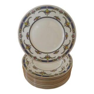 Minton 'Princess' Dinner Plates, Set of 12