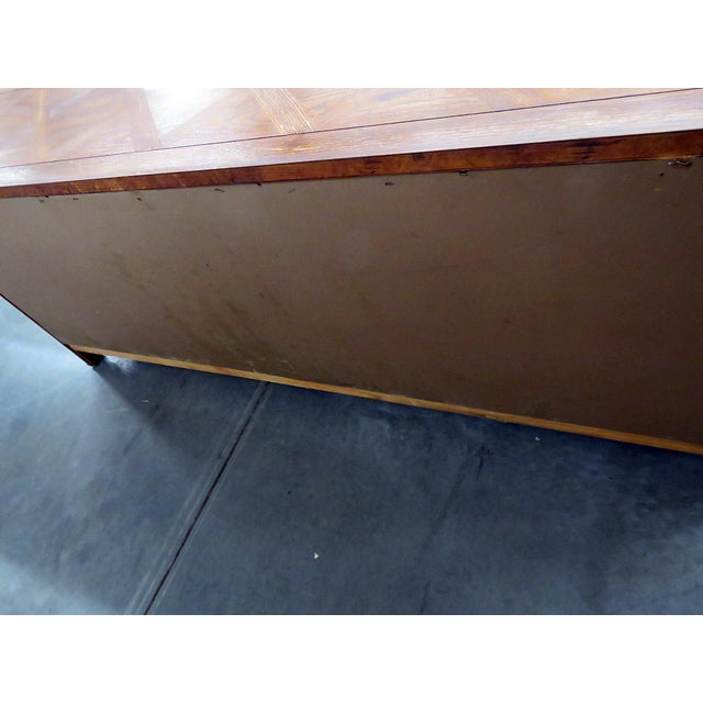 Thomasville Country French Style Sideboard For Sale - Image 9 of 10