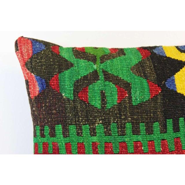 Handmade Kilim Pillowcase - Image 3 of 5