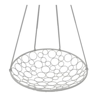 Basket Circle Hanging Swing Chair For Sale