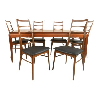 Niels Kofoed for Raymor Scandinavian Modern Dining Room Set