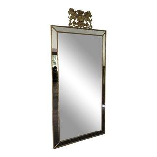 Neoclassical Full Length Mirror