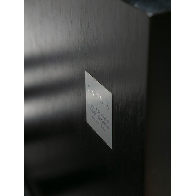"""Aluminum """"Cubo Bar"""" by Studio o.p.i. For Cini&Nils For Sale - Image 7 of 9"""