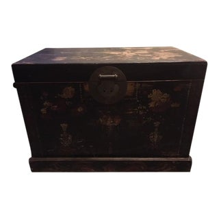 19th Century Chinese Storage Chest For Sale