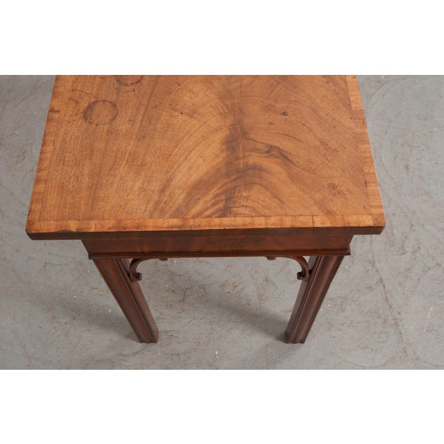 Dutch 18th Century Mahogany and Walnut Server For Sale - Image 12 of 13