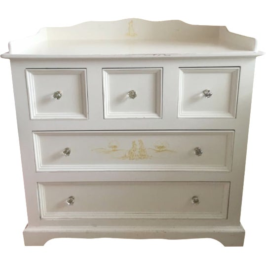 Bunny Motif Desser / Changing Table - Image 1 of 3
