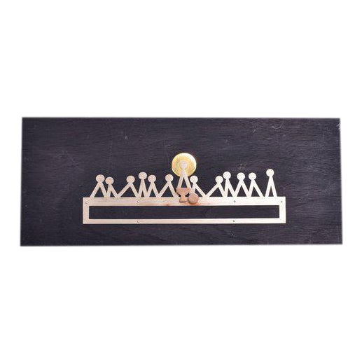 Emaus Last Supper Wall Sculpture For Sale