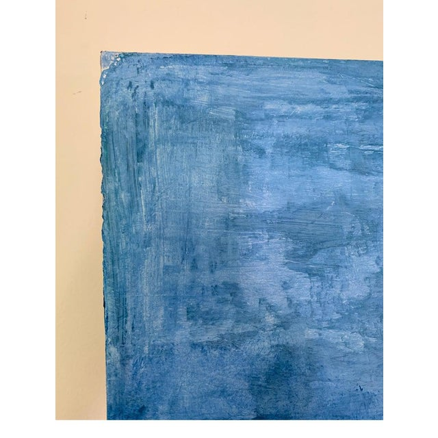 2019 Carol Post Venetian Plaster and Acrylic Painting For Sale - Image 4 of 6