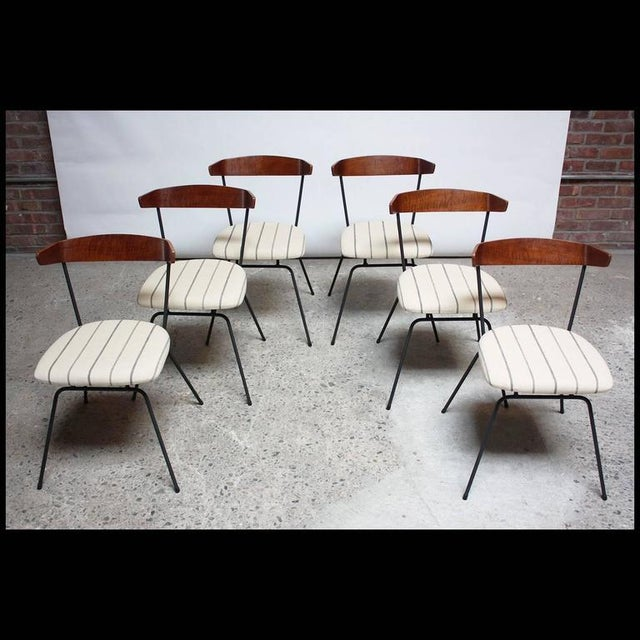 Office Cabin Interior Design, 1950s Clifford Pascoe For Modernmasters Dining Chairs And Table Set Of 6 Chairish