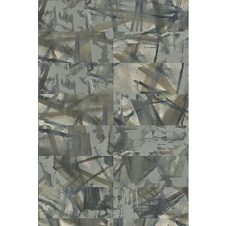 Patchwork Abstract Wallpaper For Sale