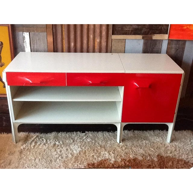 Vintage Raymond Loewy Df2000 Desk For Sale - Image 11 of 11