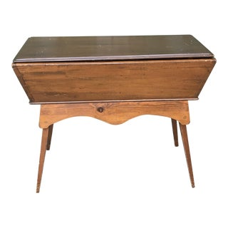 Antique Early American Dough Box For Sale