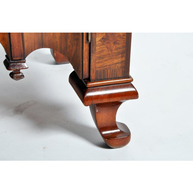 Side Chest with Key Lock by Lajos Kozma For Sale - Image 11 of 11