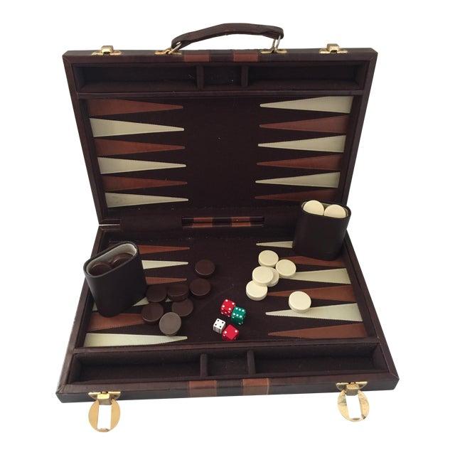 Vintage Backgammon Set - Image 1 of 5