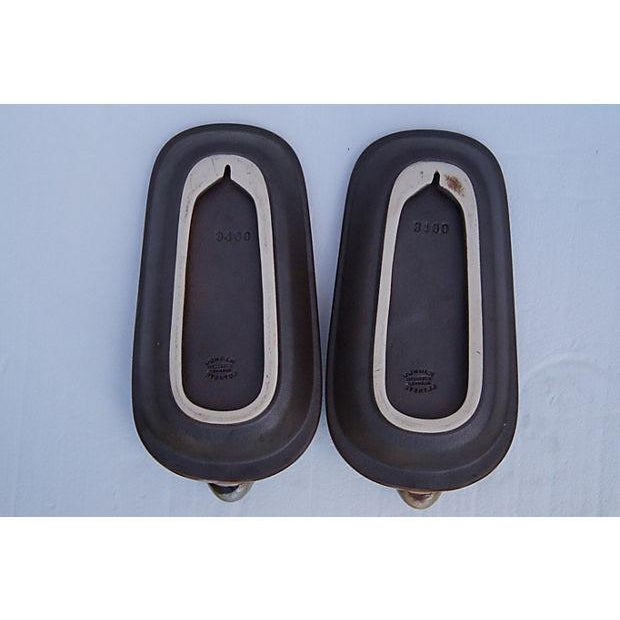 Danish Mid-Century Wall Candle Holders - A Pair - Image 4 of 6