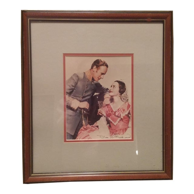 "Olivia De Havilland Signed ""Gone With The Wind"" Photograph - Image 1 of 7"