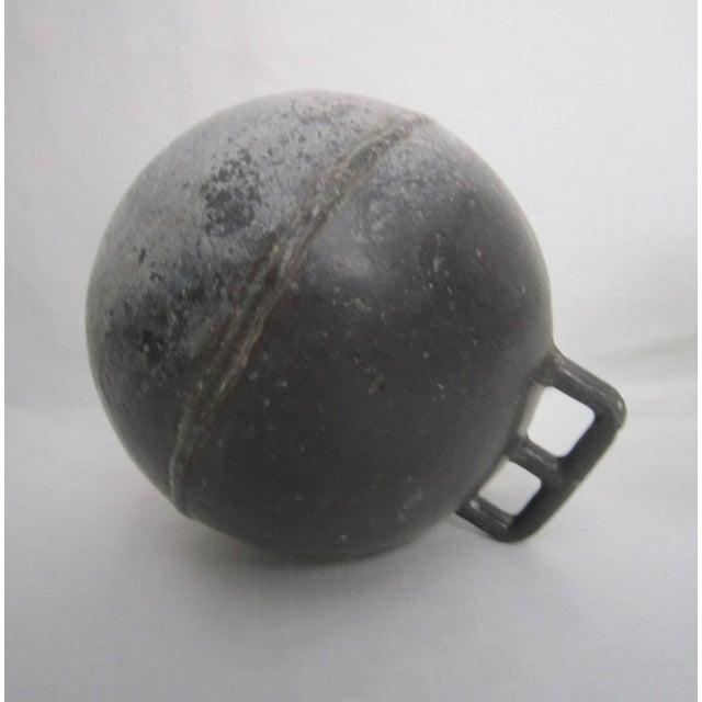 Vintage Aluminum Buoy - Image 2 of 4
