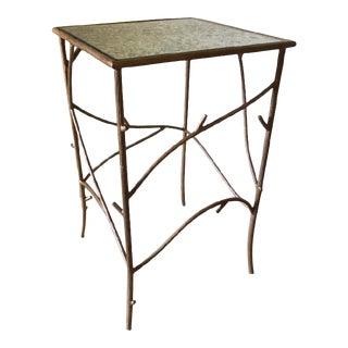 David Iatesta Twig Martini Table For Sale