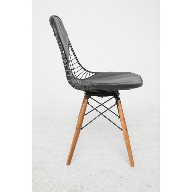 Eames Dowel-Leg Wire Chair - Image 3 of 7