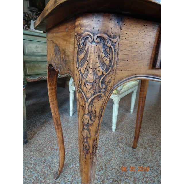 Louis XV Epoch Side Table For Sale - Image 4 of 11