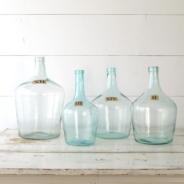 French Rustic Demijohn Bottle - Image 4 of 4