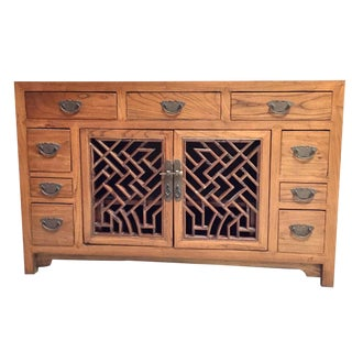 Asian Entertainment Center, Tv Stand For Sale