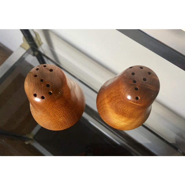 "Danish Modern ""S & P"" Salt & Pepper Shakers - Image 3 of 5"