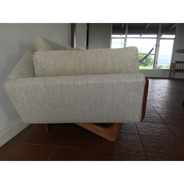 """""""Gondola"""" Sofa by Adrian Pearsall for Craft Associates For Sale In Los Angeles - Image 6 of 11"""