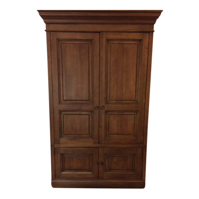 Ethan Allen Entertainment Center - Image 1 of 7