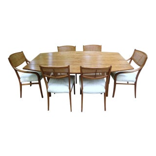 Barney Flagg for Drexel Parallel Drop Leaf Dining Set