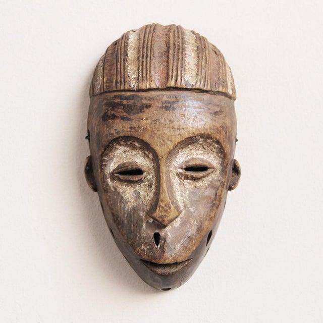 Wooden Lega Congo Mask - Image 2 of 3