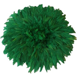 Kelly Green Juju Hat For Sale