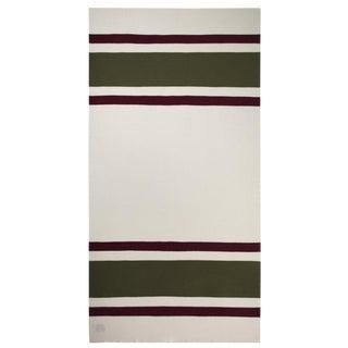 Trade Cashmere Blanket, Ivory, King For Sale