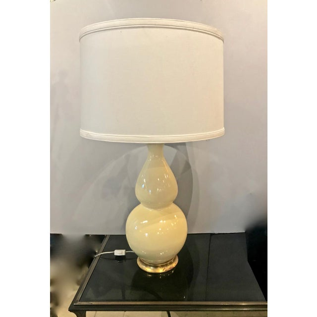 2000 - 2009 2002 Early Christopher Spitzmiller Signed and Dated Lamp For Sale - Image 5 of 9