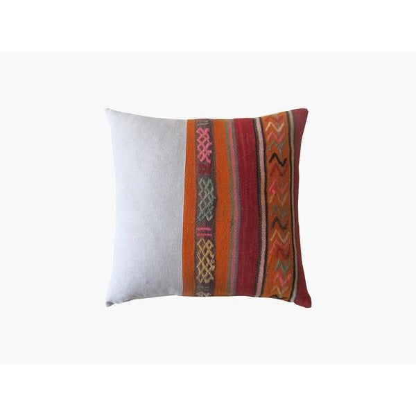 Moroccan Rug Pillow - Image 2 of 3