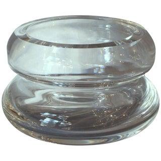Steuben Floating Flower Bowl For Sale