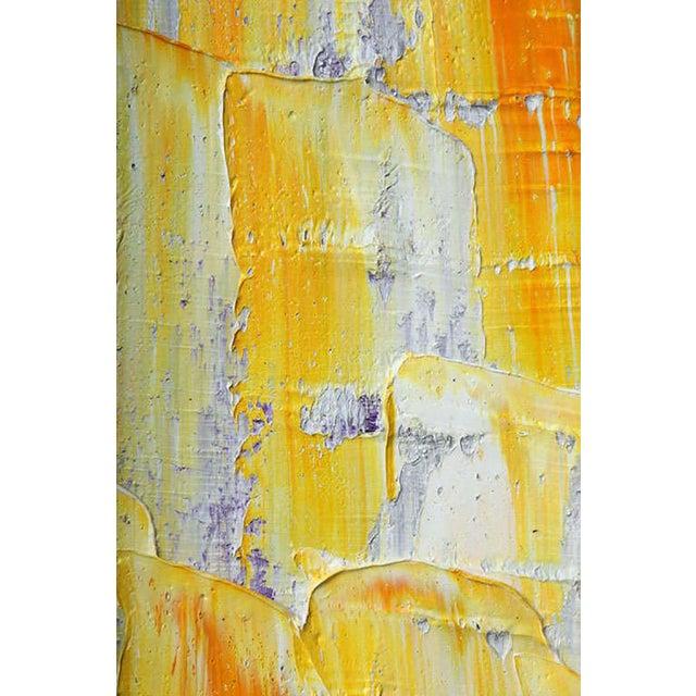Canvas Renato Freitas Original Oil on Canvas For Sale - Image 7 of 8