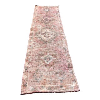 1960s Turkish Anatolian Harki Runner- 2′8″ × 10′9″ For Sale