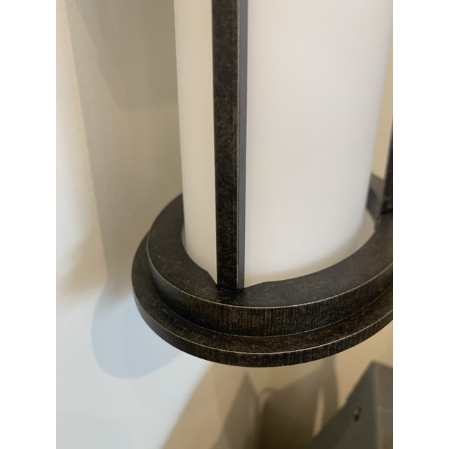 Traditional Hubbardton Forge Province Outdoor Sconce For Sale - Image 3 of 5