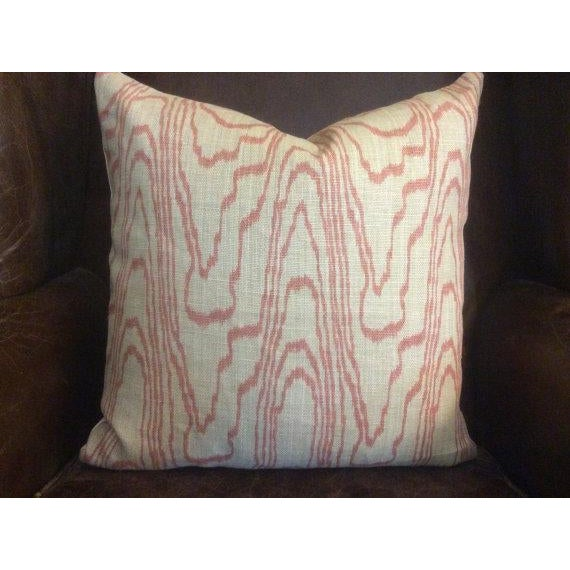 Contemporary Groundworks & Lee Jofa Pillows - A Pair For Sale - Image 3 of 4