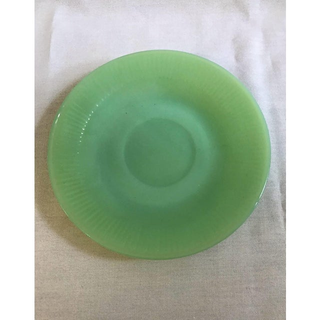 Jadeite Fire King Anchor Hocking Cup & Saucer Set - Image 8 of 9